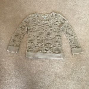 Love By Design Pull Over Sweater